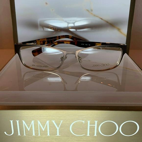 ea85e277171 Jimmy Choo Eyeglass Frame Style 124